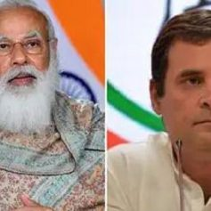 Rahul gandhis attack on modi govt