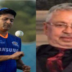 Cricketer piyush chawlas father