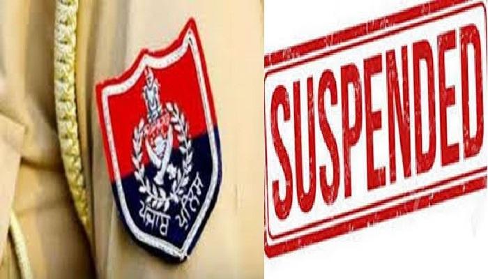 SHO in Phagwara Suspended