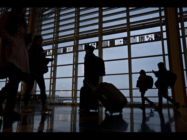 US warns against travel