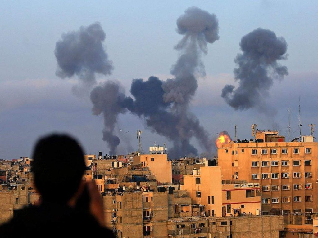 Hamas fired more than 300 rockets