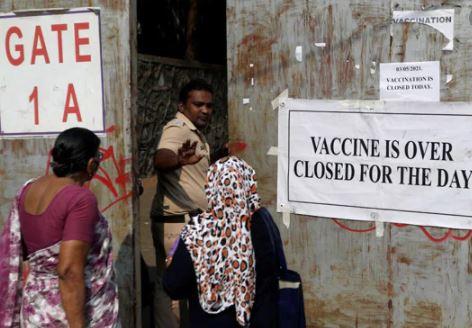 Delhi Covid 19 vaccination