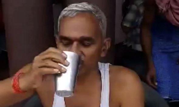 BJP MLA says gulp cow urine