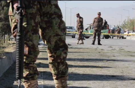 Afghanistan Bomb Attack