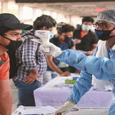 Coronavirus updates delhi