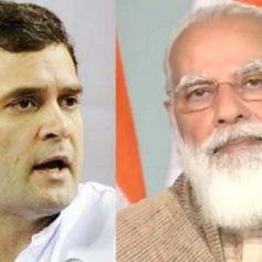 Rahul gandhi slam bjp