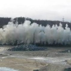 Andhra pradesh limestone quarry explosion