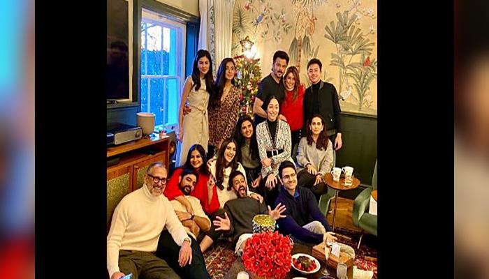 Sonam Kapoor's London bungalow