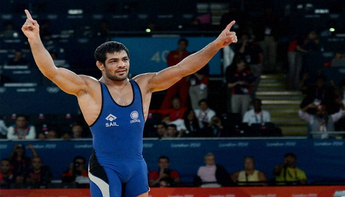 Sushil Kumar Look Out Notice