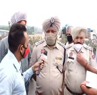 Amritsar Girl shot dead