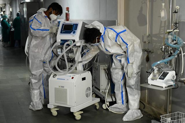 Life saving medical equipment
