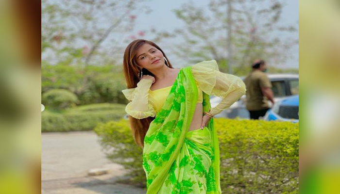 Rubina Dilaik looking beautiful