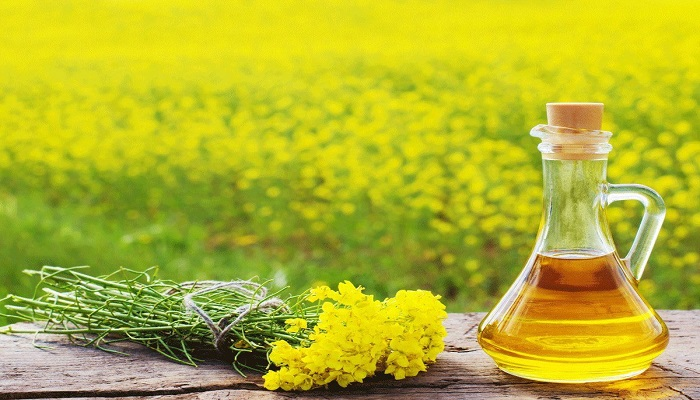Mustard oil became expensive