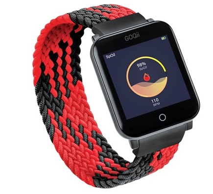 GOQii launches special fitness band