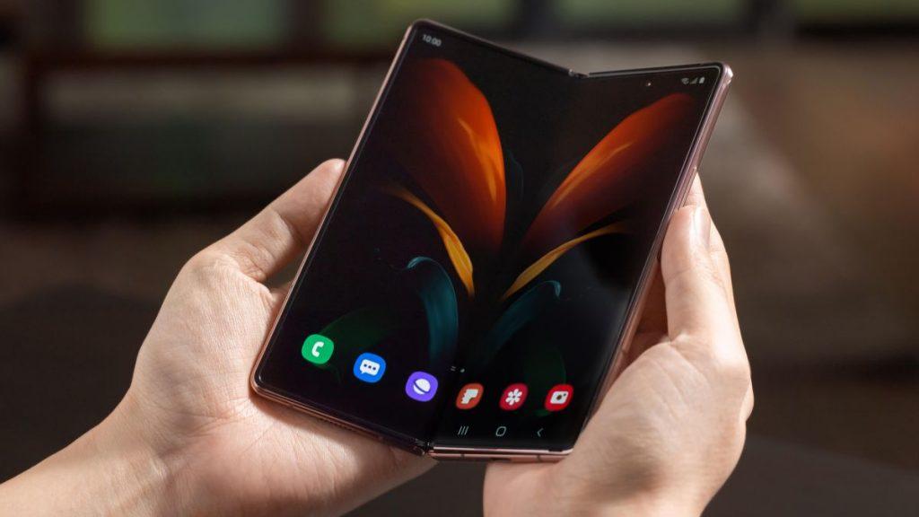 Xiaomi second foldable smartphone