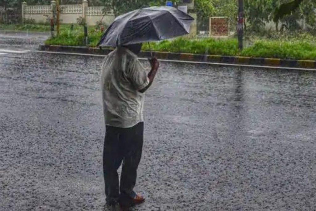 Monsoon speed in Haryana