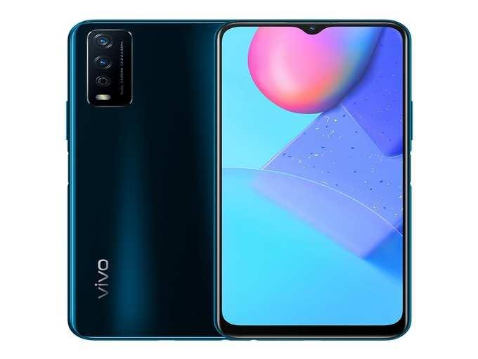 Vivo Y12A smartphone launches