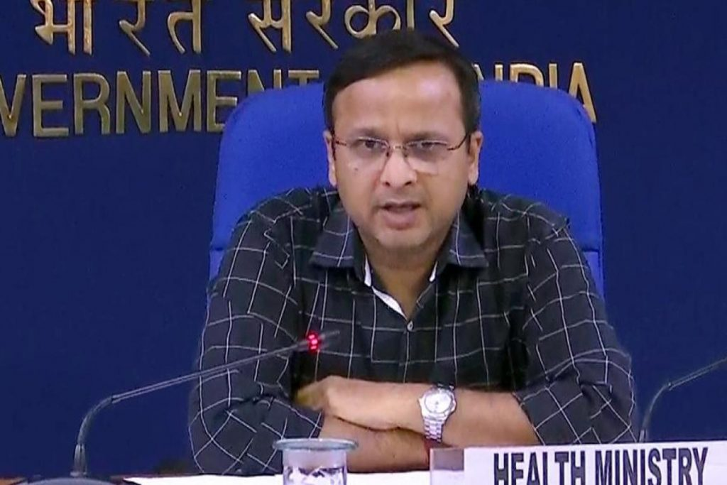 Health ministry pc coronavirus cases