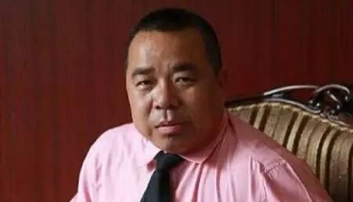 Mizoram sports minister