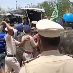 Farmers protest panchkula sirsa