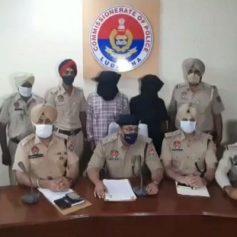 Car thief gang members arrested