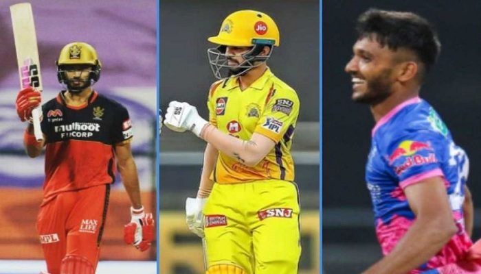 6 young players selected first time