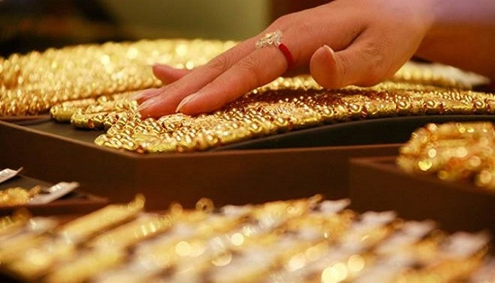 Gold gets cheaper