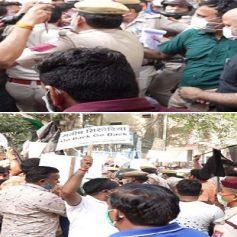 Manish sisodia alleges bjp leaders