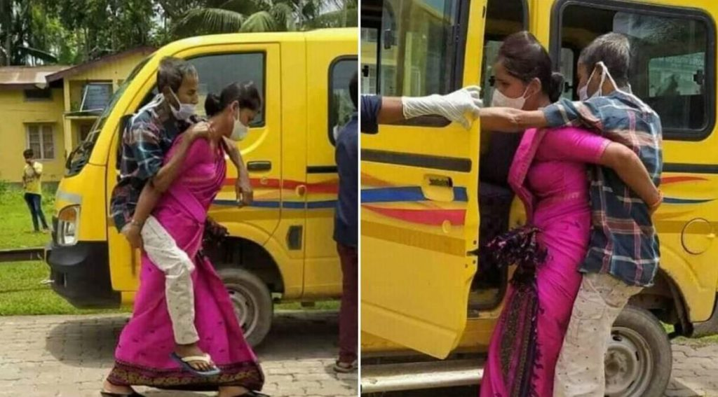 Assam duaghter in law niharika das