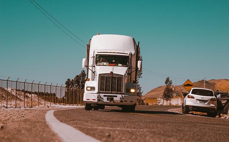 Punjabi origin truck driver arrested