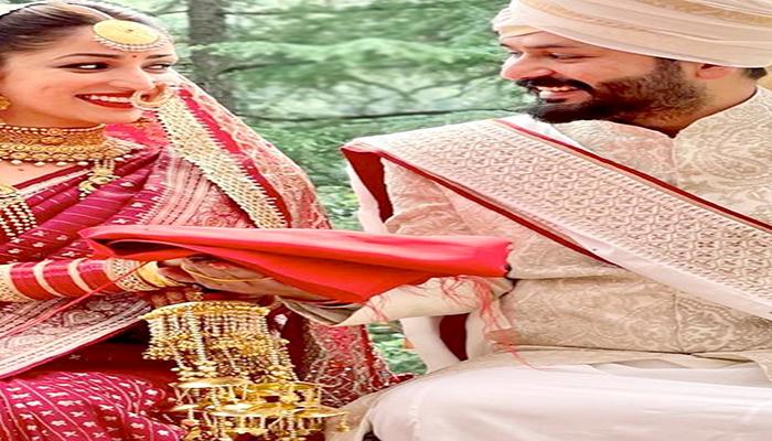 yami gautam wedding album