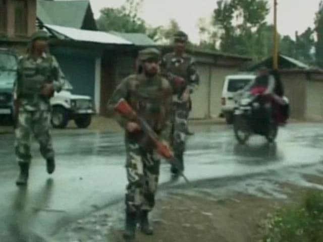 Jammu kashmir 3 terrorists