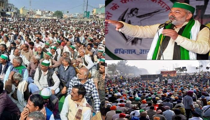 Rakesh tikait says agriculture laws