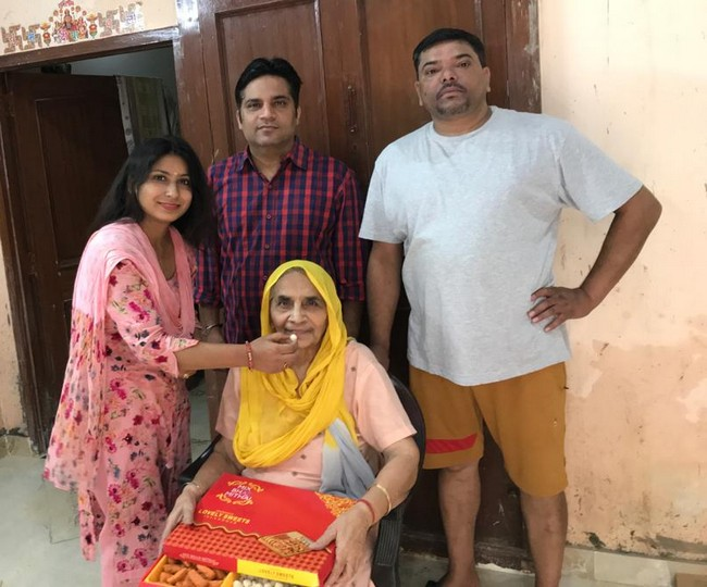 Kartarpur manav phull won elections