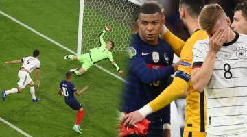 Euro cup 2020 france beat germany