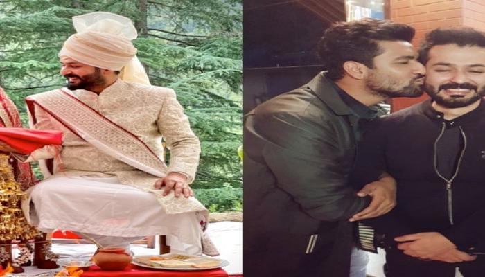 Yami Gautam's marriage pictures