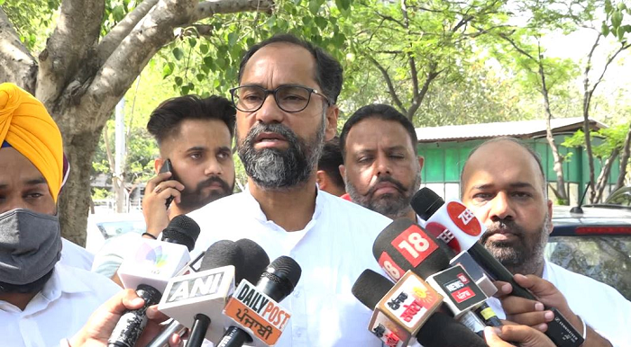 SC Commission summons Congress MP