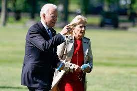 first lady jill biden celebrates her 70th birthday