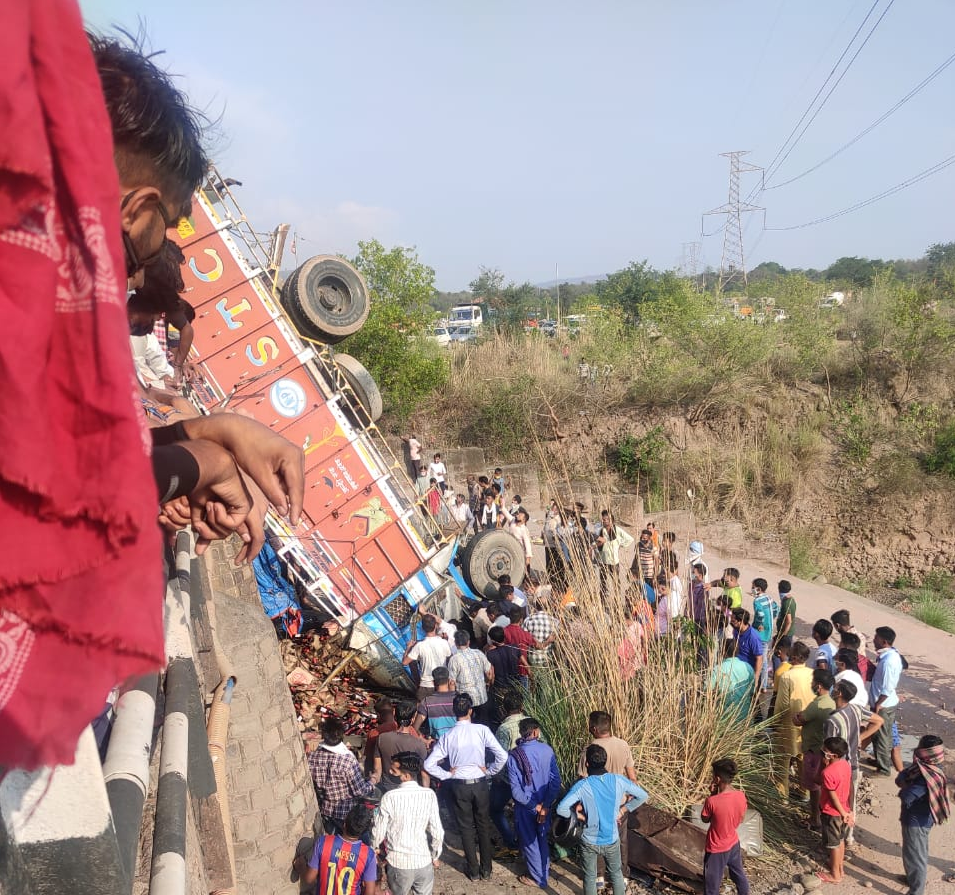 Accident in Solan District of Himachal