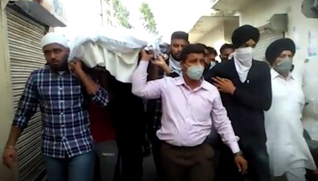 Jaspreet Jassi funeral