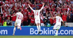 Euro cup 2020 belgium denmark