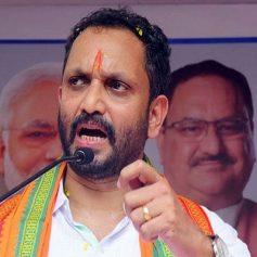 BJP chief Surendran in Kerala