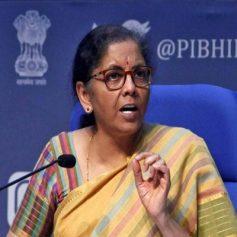 Fm nirmala sitharaman will address