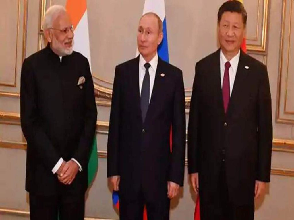 Vladimir Putin praises Modi