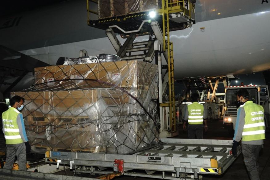 Iceland extends helping hand