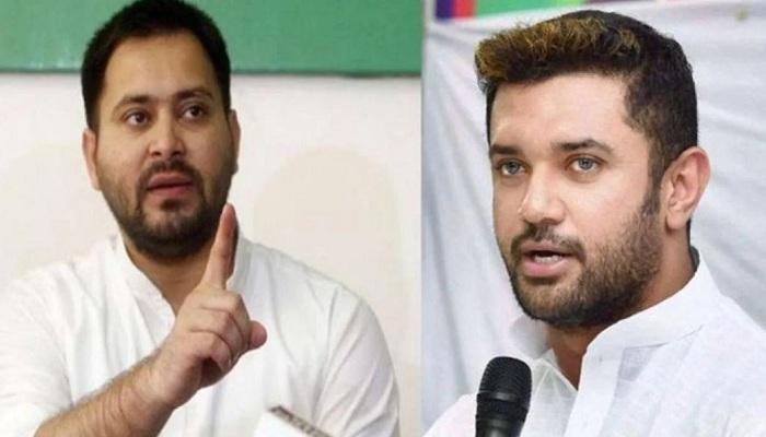 Tejashwi yadav offer chirag paswan alliance
