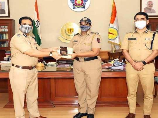 Mumbai Cop Rehana Shaikh