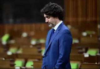 Canadian PM Trudeau calls