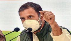 rahul targets pm modi on farmers issue