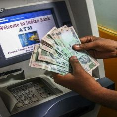 cash withdrawal from atm